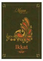 Mayur Ikkat Readymade Dress