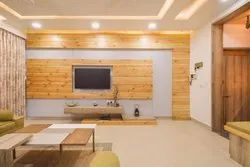 Living Room Interior House Architectural Designing Services, in jaipur