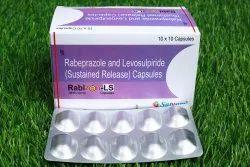Rabizon Ls ( Rabeprazole Levosulpride Capsules )
