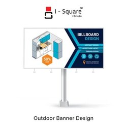 Brochure Outdoor Banner Design Services
