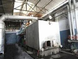 Agro Waste Fired 1000 kg/hr Steam Boiler