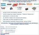 Original Quality Type Screw Compressors Spare Parts