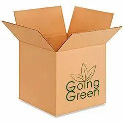 Corrugated Cardboard Shipping Box
