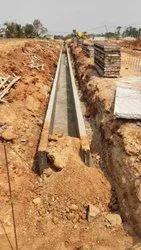 Drainage Pipeline Construction Service, in Local Area