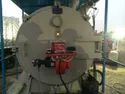 Oil & Gas Fired 400 Mcal/hr Hot Water Generator