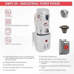 Delfin DBFV 20 industrial Dust Collector