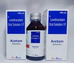 Levetiracetam 100ml Syrup