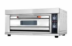 Single Large Electric Pizza Oven One Deck One Tray