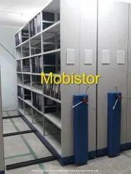 Mobile Compactor Storage System