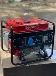 2.5 Kw Bajaj M Low Noise Petrol Portable Generator Set Call 9167468837 Delhiwala Abdullah