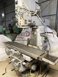 Rambaudi FCR Horizontal and Vertical Milling Machine