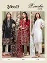 Ramsha Designer Georgette Salwar Suit