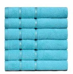 Multicolor Plain Divine Overseas Allure Hand Towel Set, 450-550 GSM, Size: 12 X 12 Inches