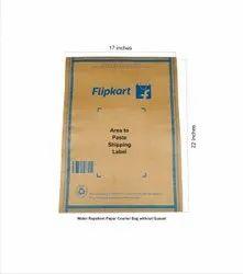 Flipkart Paper Bag-NG PB 4 (17x22 Inch)Lip Lock