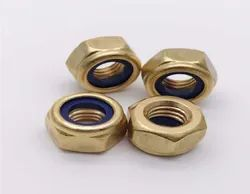 Hexagonal Special Brass Turned Parts, For Gas Industry