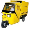 Cargo TukTuk Autorickshaw Electric