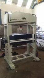 H Frame Press
