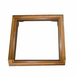 Brown Smooth RCC Cement Door Frame