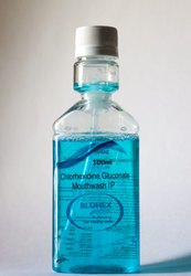 Chlorhexidine Gluconate Mouthwash 100ml
