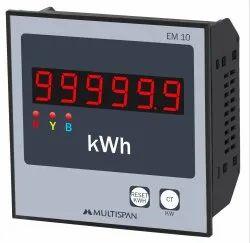 EM-10 3 Phase Energy Meter