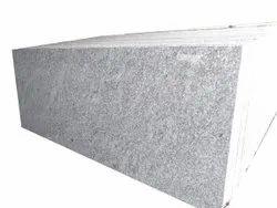 Star White Granite Slab, For Flooring, Thickness: 23.5 mm