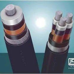 630 Sq mm 3.5 Core Aluminium Armoured Cable