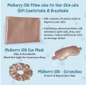 Mulberry Silk Pillow Cover Set