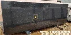 Metalic Brown Granite