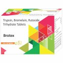Trypsin , Bromelain , Rutoside  Trihydrate Tablets