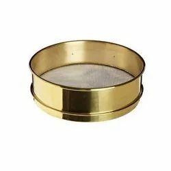 Brass Sieve