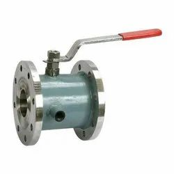 JACKETED DOUBLE SEAL BALL VALVE