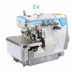 JACK E3-4  overlock machine