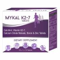 Calcitriol , Vitamin K27, Calcium Citrate Maleate, Boron & Zinc Tablets