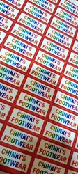 Printed Sheet Form Labels