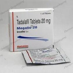 Megalis 20 Mg Tablets