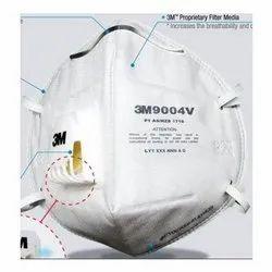 3M Dust/Mist Respirator 9004V With Valve