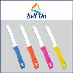 Plastic 12 Pcs Kitchen Knife Set