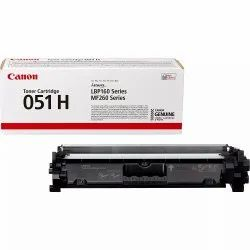 Canon 051H Black High Yield Toner Cartridge