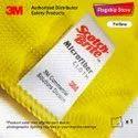 3M Scotch-Brite Microfiber Wipe Yellow Bulk Pack (40cmx40cm)