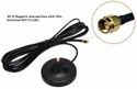 GSM Rubber Duck Antenna with Magnetic Base 9dBi SMA Male Connector