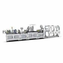 KN95 Mask Making Machine - FP90  Fully Automatic