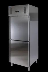 Rockwell Silver 2 Door Reach In Freezer RGN 650F2D, Capacity: 650 L