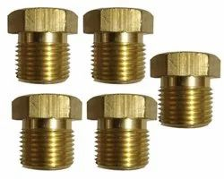 Heavy Round Oxygen Cylinder Nut, For Industrial, Available Thread Size: Right Hand Threading
