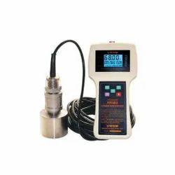 Handheld Ultrasonic Depth Meter