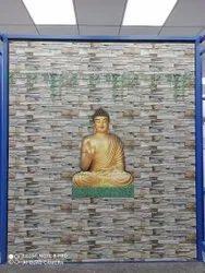 Golden Buddha Tiles