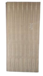 Brown Natural Teak Veneer Plywood, For Furniture, Thickness: 6mm