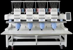 FT-1204 Four Head Embroidery Machine