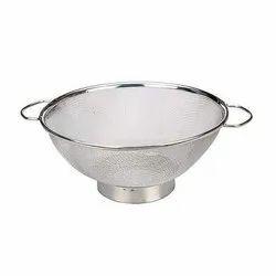 Steel Fruit Basket, Strainer, Colander, 22 Cm