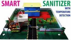 Smart Sanitizer Project