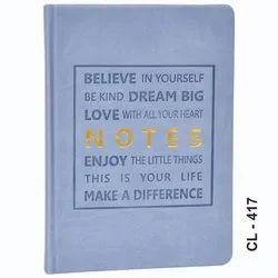 Classic Diary Code : 417